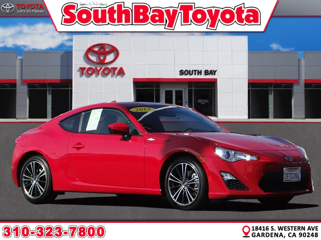 Used Scion Fr S Montebello Ca