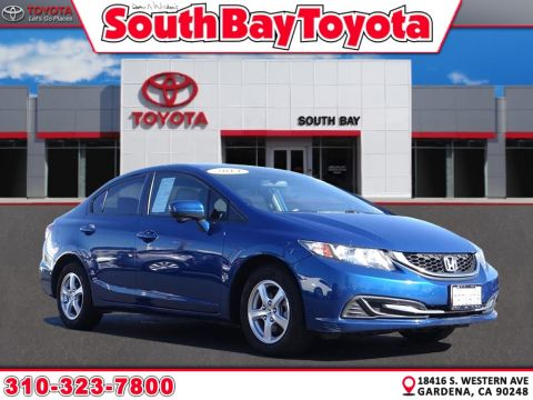 Pre-Owned 2014 Honda Civic Natural Gas