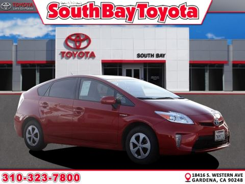 Certified Pre-Owned 2015 Toyota Prius One