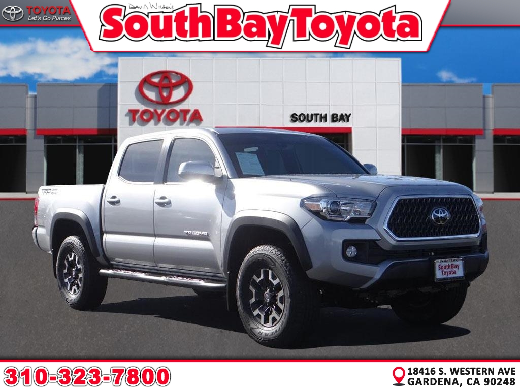 Pre Owned 2019 Toyota Tacoma For Sale In Gardena Ca 00252056