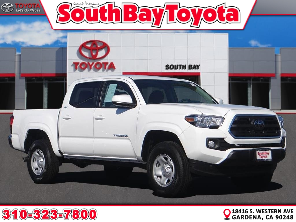 Pre Owned 2019 Toyota Tacoma For Sale In Gardena Ca 00252184