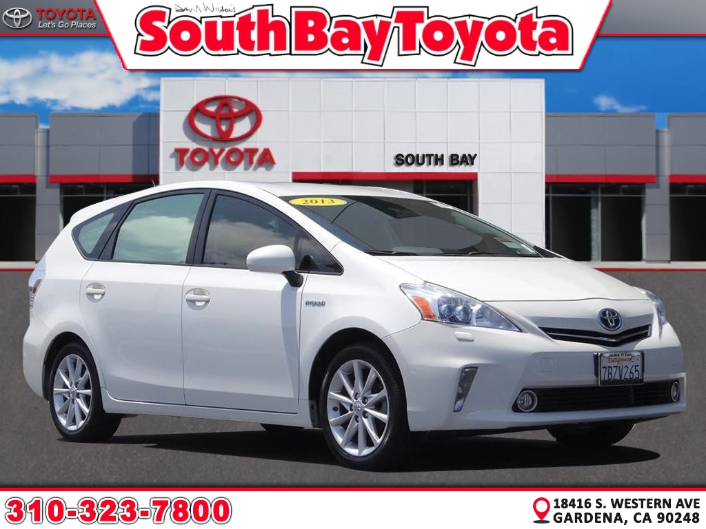 Certified Pre-Owned 2013 Toyota Prius V Five