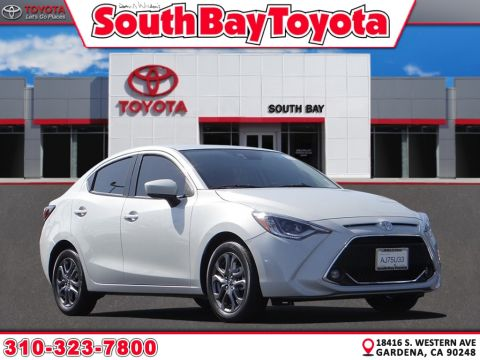 Pre-Owned 2019 Toyota Yaris L