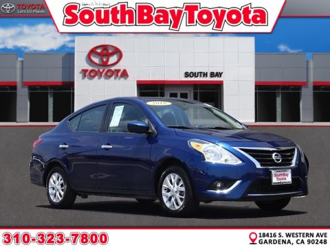 Pre-Owned 2018 Nissan Versa S