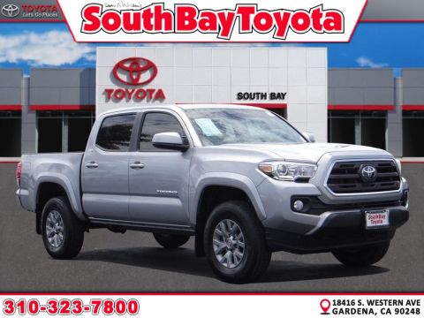Pre-Owned 2019 Toyota Tacoma Trd Off-Road
