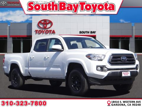Pre-Owned 2020 Toyota Tacoma Trd Sport