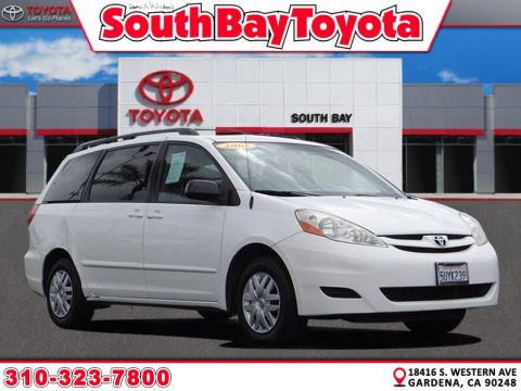 Pre-Owned 2006 Toyota Sienna Ce 7 Passenger